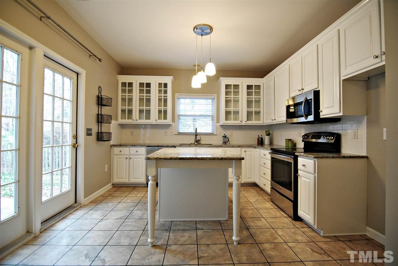 Photo of home for sale at 10912 Peppermill Drive, Raleigh NC