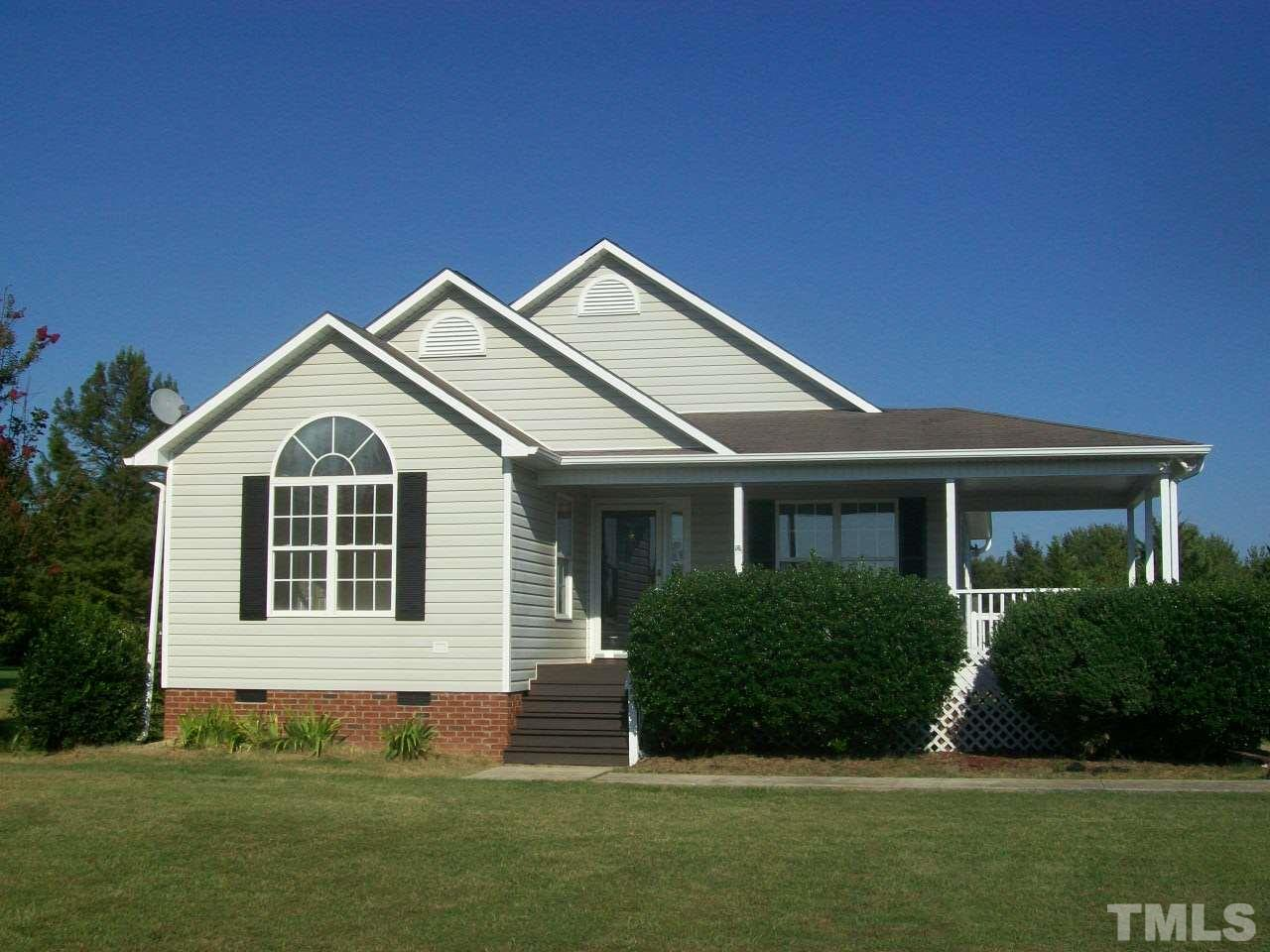 Photo of home for sale at 3301 Cloverdale Court, Efland NC