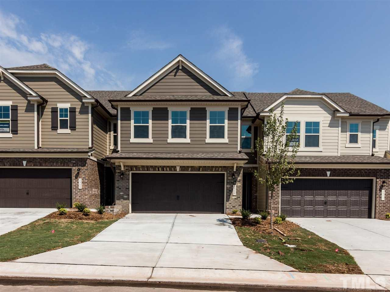 Photo of home for sale at 1315 Catch Fly Lane, Durham NC