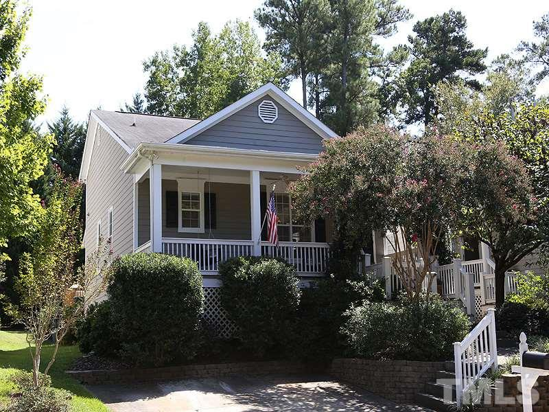 Photo of home for sale at 2212 Bellaire Avenue, Raleigh NC