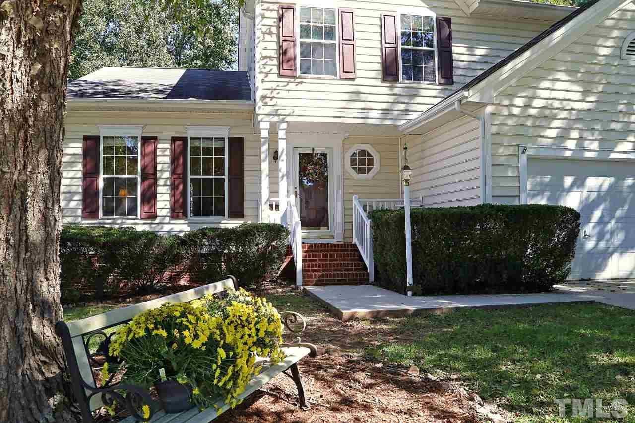 Photo of home for sale at 8813 Harps Mill Road, Raleigh NC