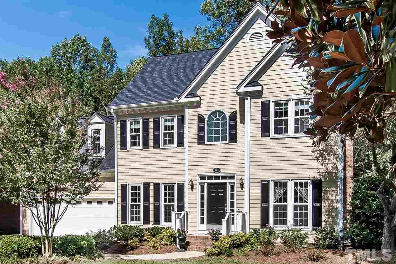 Photo of home for sale at 102 St Lenville Drive, Cary NC