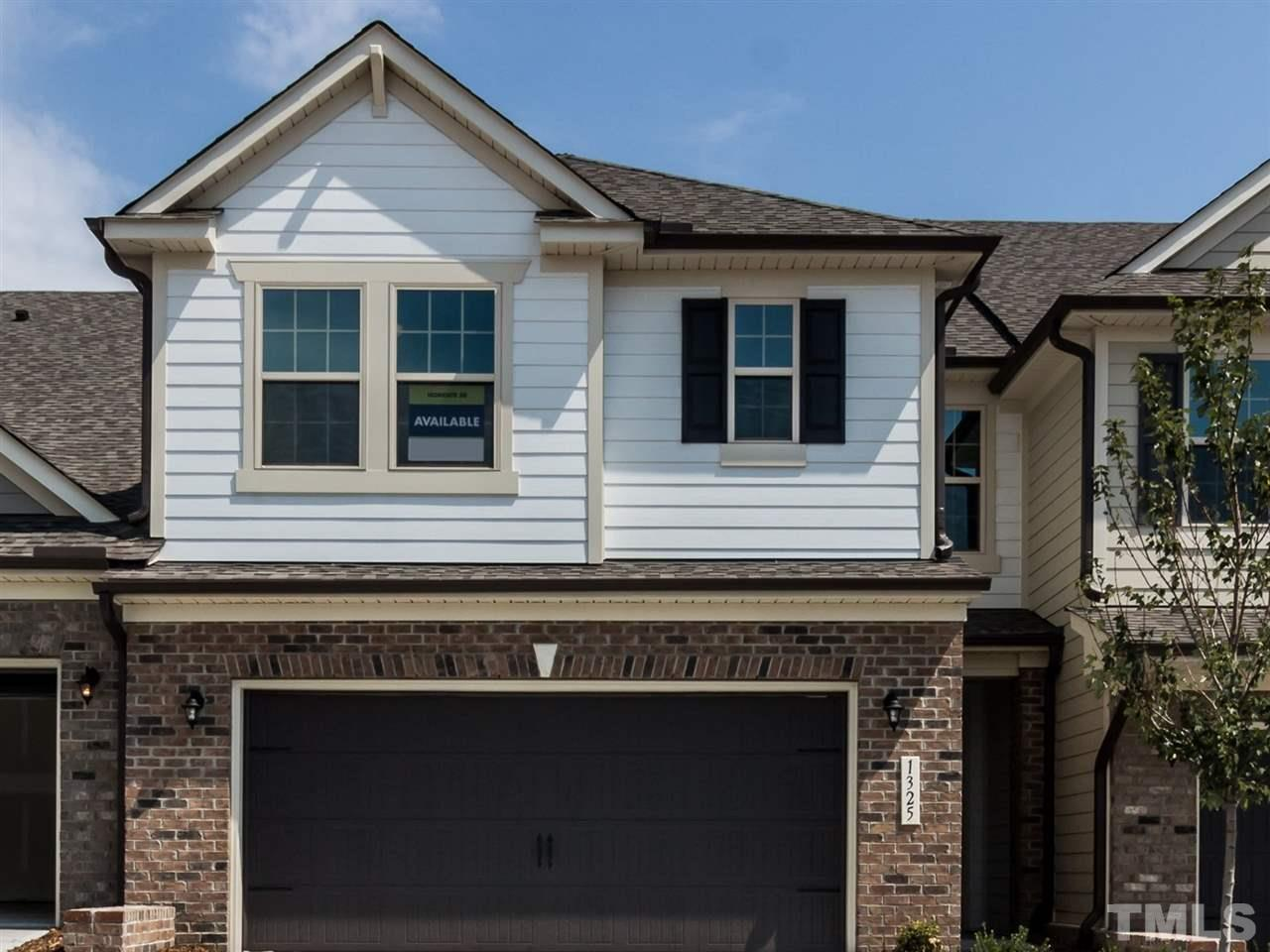 Photo of home for sale at 1325 Catch Fly Lane, Durham NC