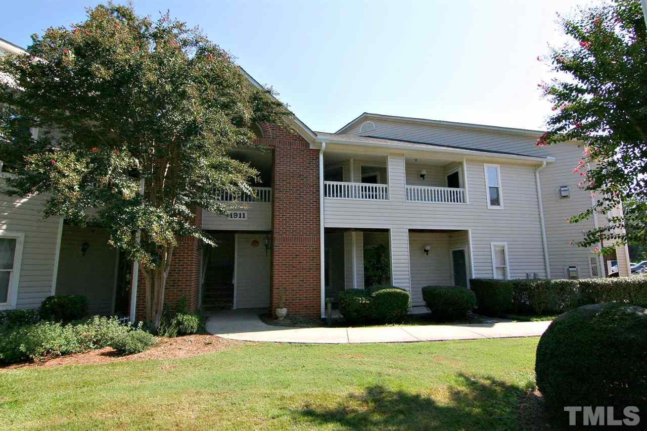 Photo of home for sale at 1911 Falls Landing Drive, Raleigh NC