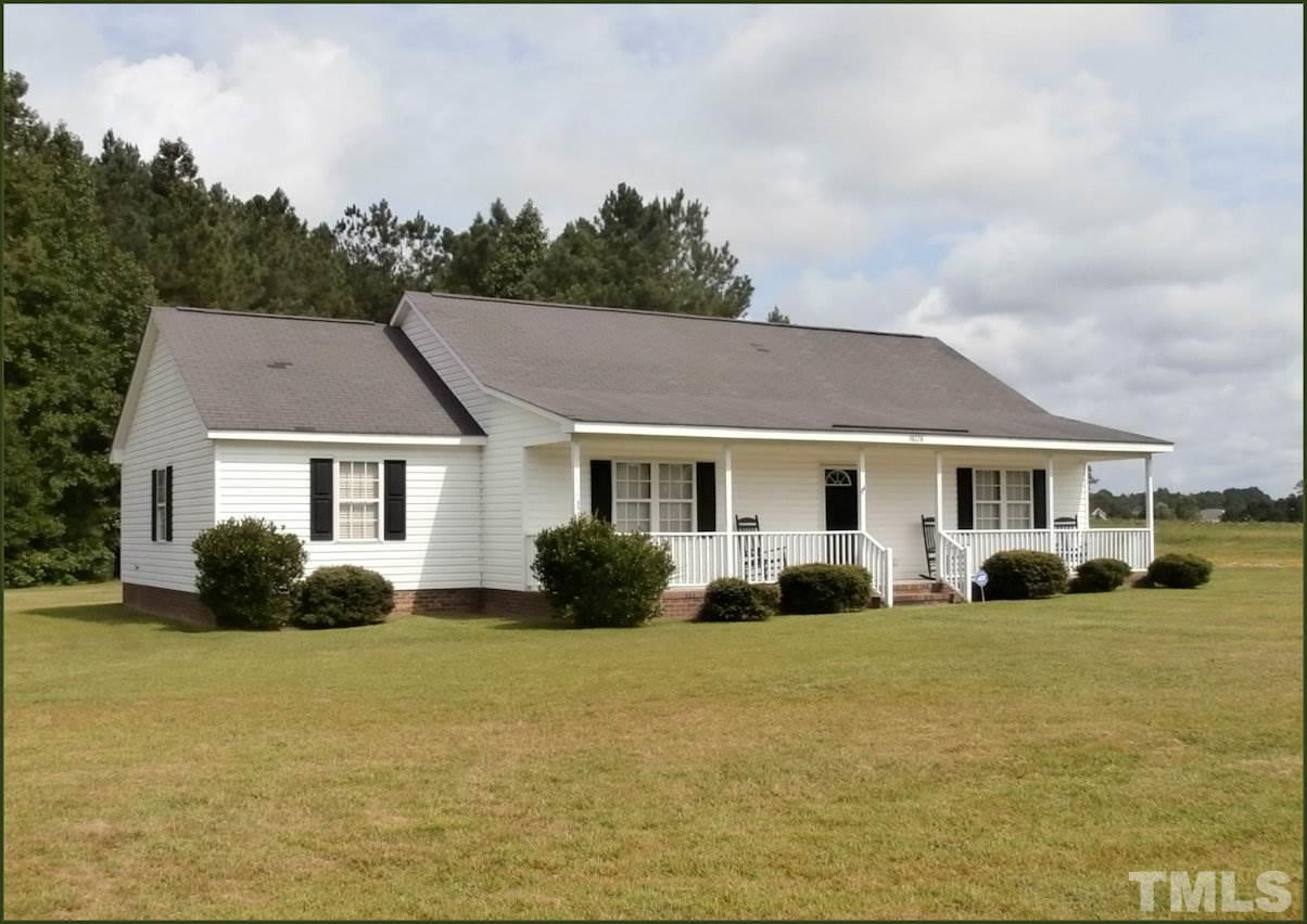 Photo of home for sale at 10226 Nc 97 Highway E, Rocky Mount NC