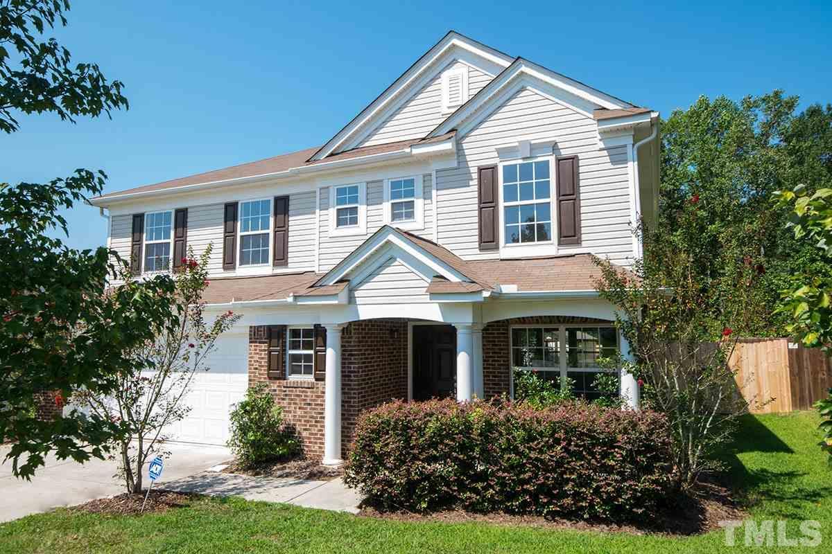 Photo of home for sale at 101 Dockrail Court, Garner NC