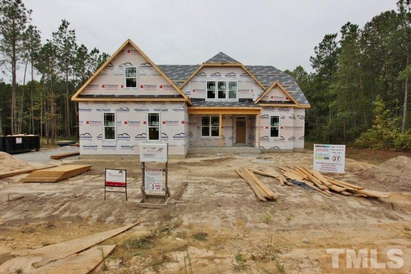 Photo of home for sale at 95 Carriden Drive, Youngsville NC