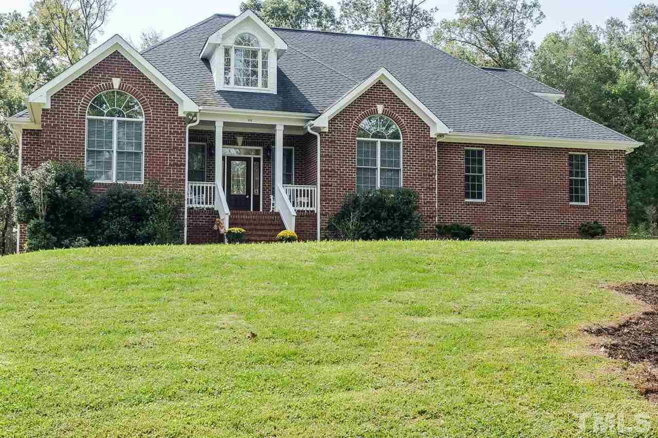 Photo of home for sale at 99 Frosty Meadow Drive, Pittsboro NC