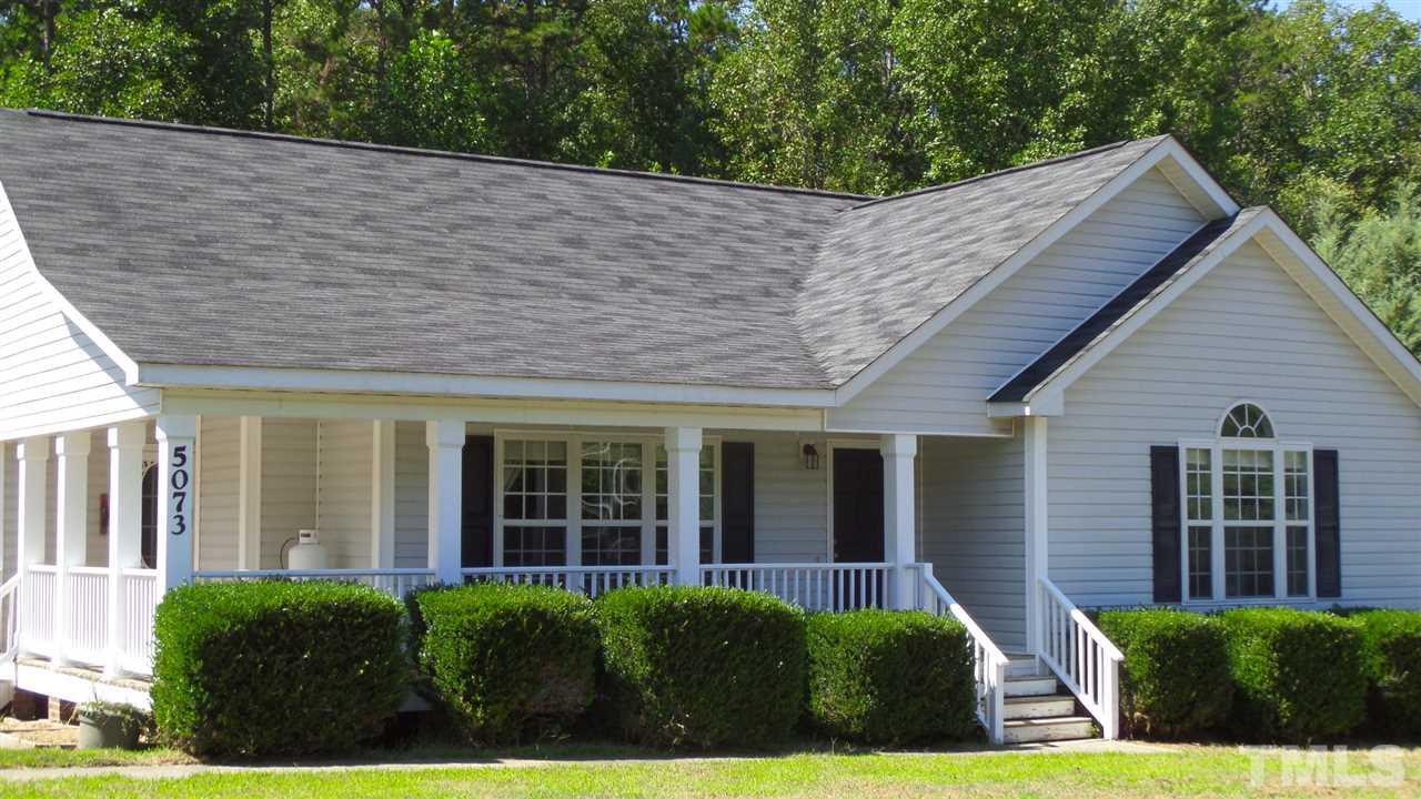 Photo of home for sale at 5073 Range Road, Oxford NC