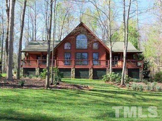 Photo of home for sale at 610 Hamecon Place, Cedar Grove NC