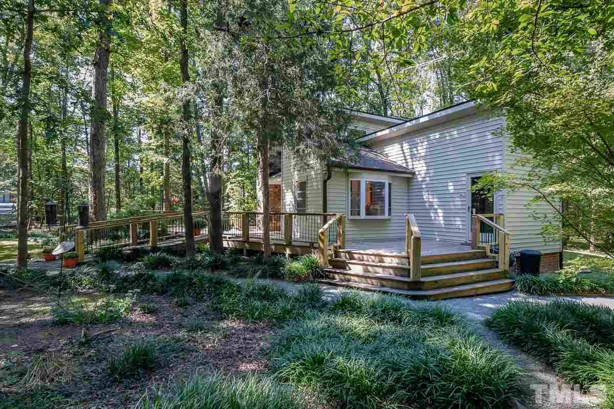 Photo of home for sale at 2012 Becky Drive, Bahama NC