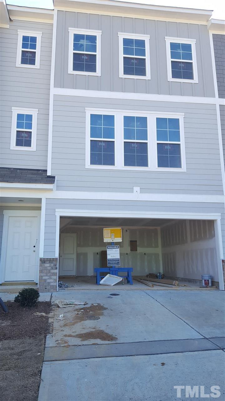 Photo of home for sale at 1403 Regents Lane, Apex NC