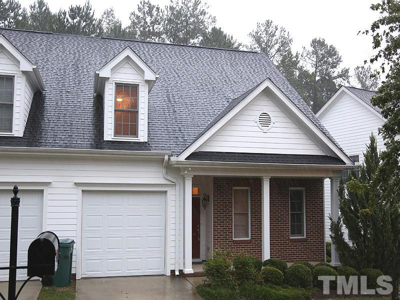 Photo of home for sale at 112 Eagles Nest Drive, Durham NC