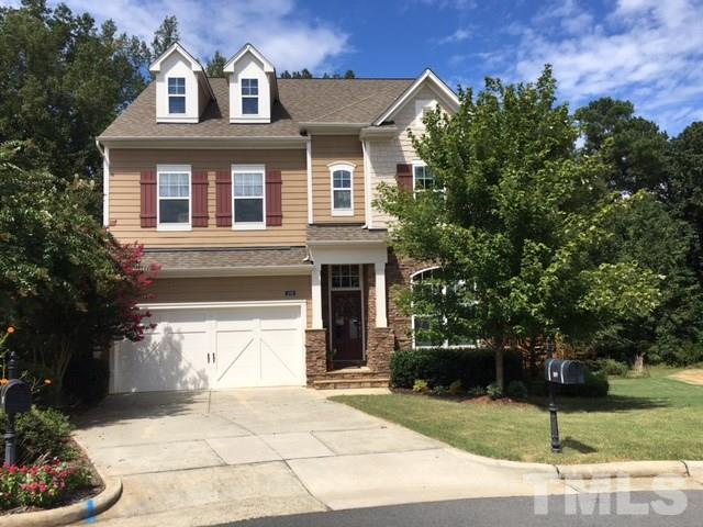 Photo of home for sale at 109 Teagan Court, Chapel Hill NC