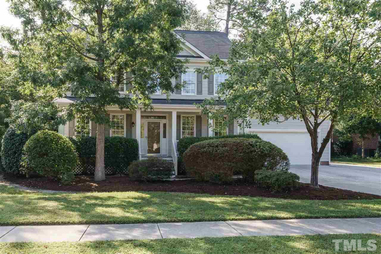 Photo of home for sale at 2403 Walden Creek Drive, Apex NC