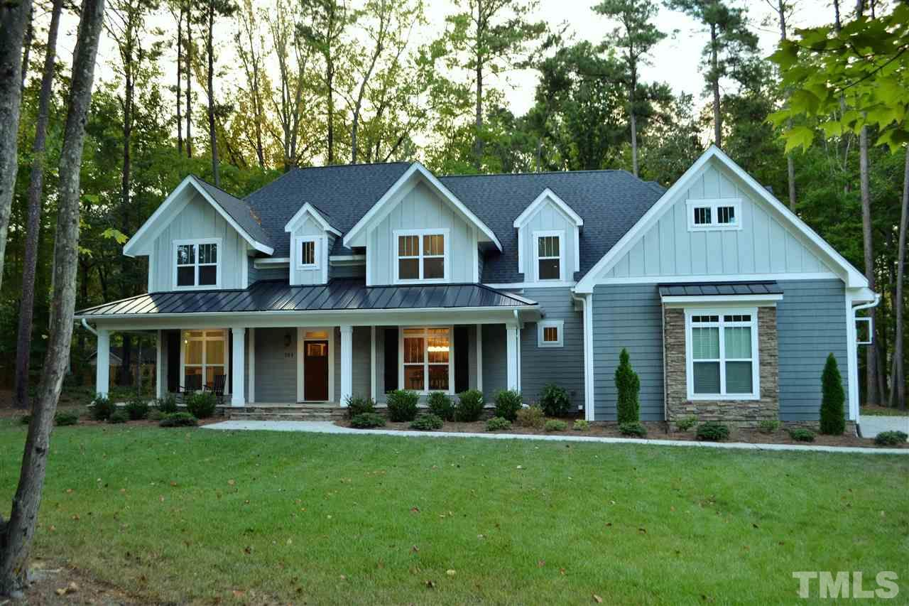 Photo of home for sale at 101 Carramore Lane, Durham NC