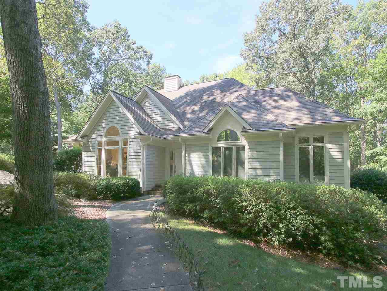 Photo of home for sale at 616 Booth Road, Chapel Hill NC