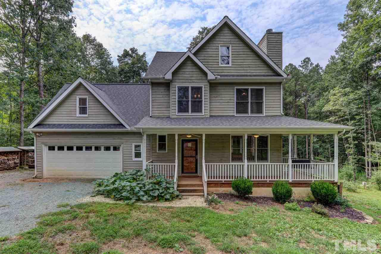 Photo of home for sale at 8808 Morrow Mill Road, Mebane NC