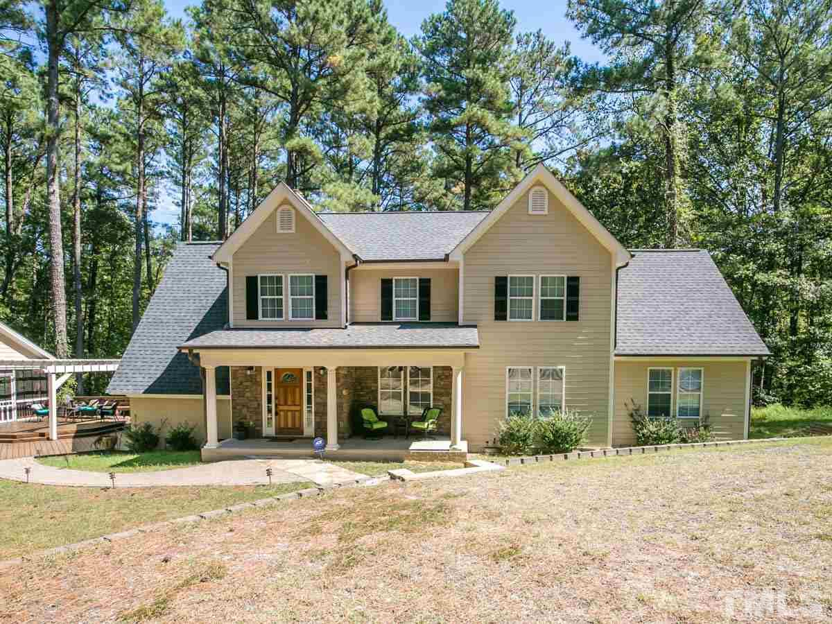 Photo of home for sale at 14716 Creedmoor Road, Wake Forest NC