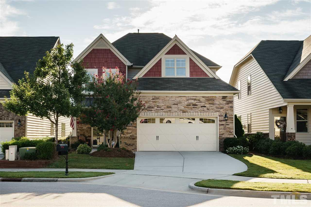 Photo of home for sale at 606 Windy Peak Loop, Cary NC