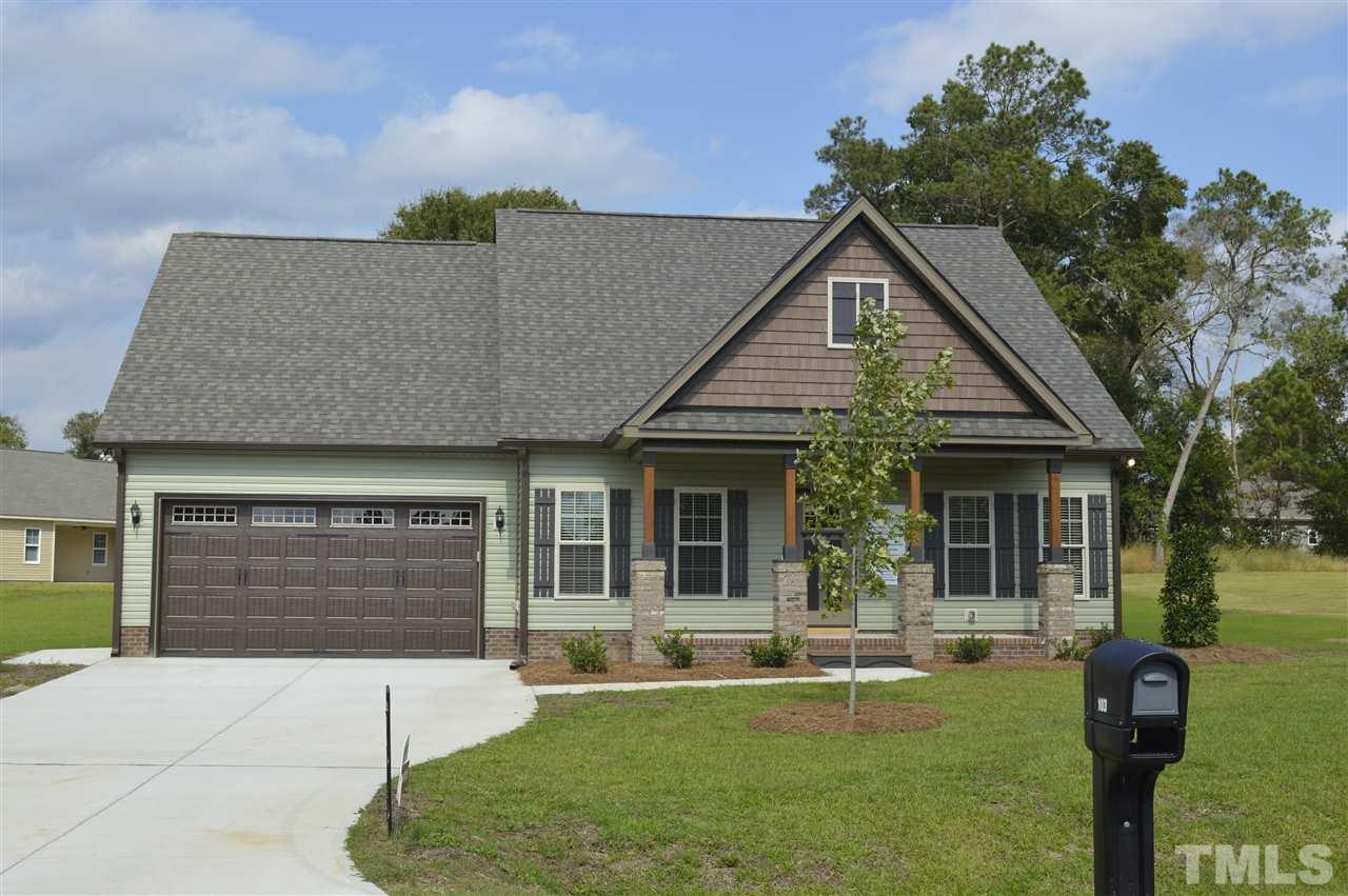 Photo of home for sale at 184 Westchase Drive, Clayton NC