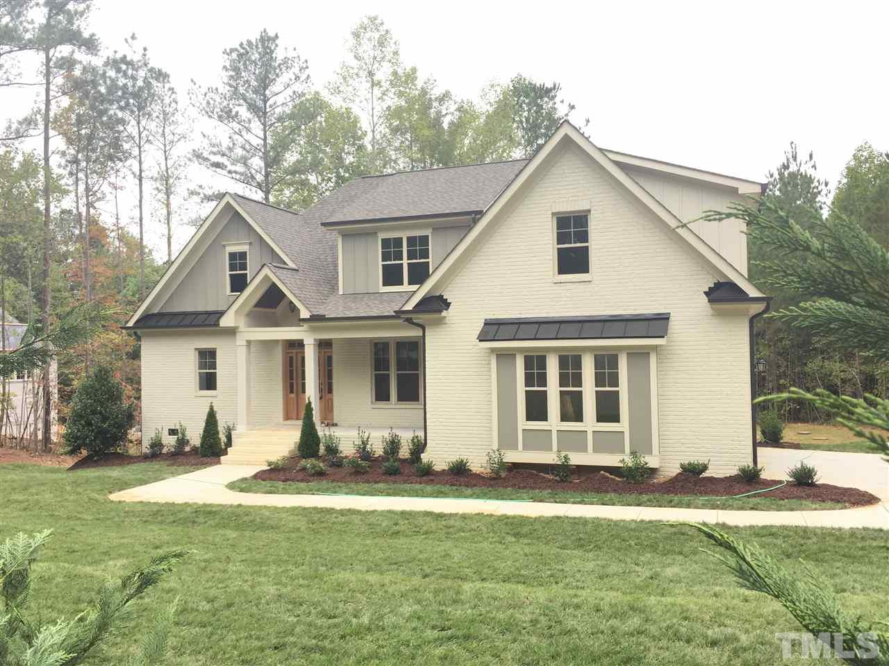 Photo of home for sale at 14925 New Light Road, Wake Forest NC