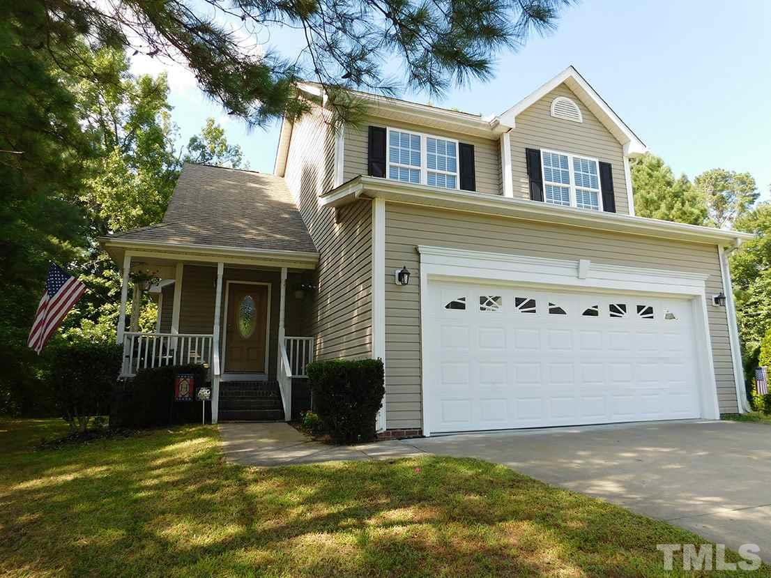 Photo of home for sale at 2575 Primrose Lane, Creedmoor NC