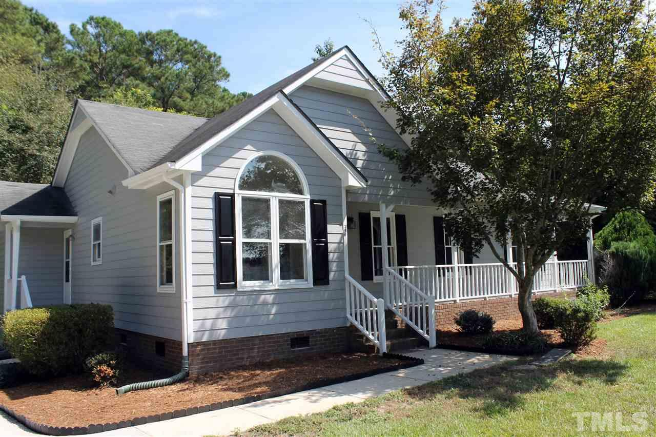Photo of home for sale at 250 Devin Drive, Garner NC