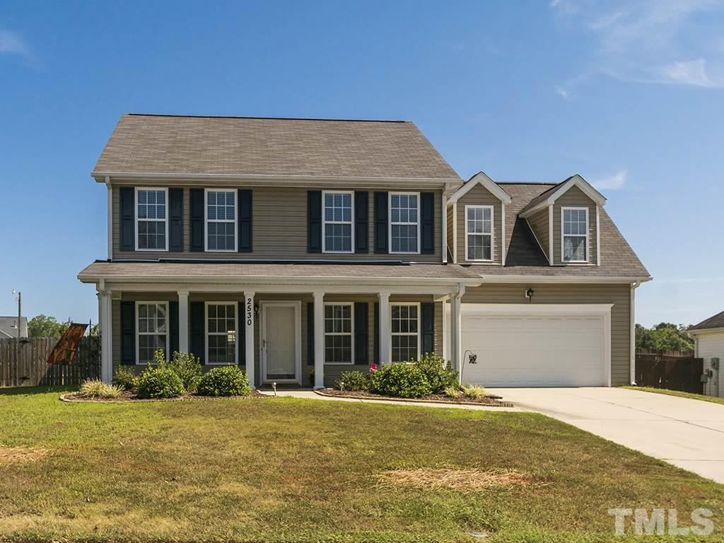 Photo of home for sale at 2530 Covington Loop, Graham NC
