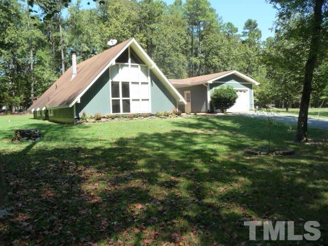 Photo of home for sale at 4512 Renfrew Drive, Durham NC