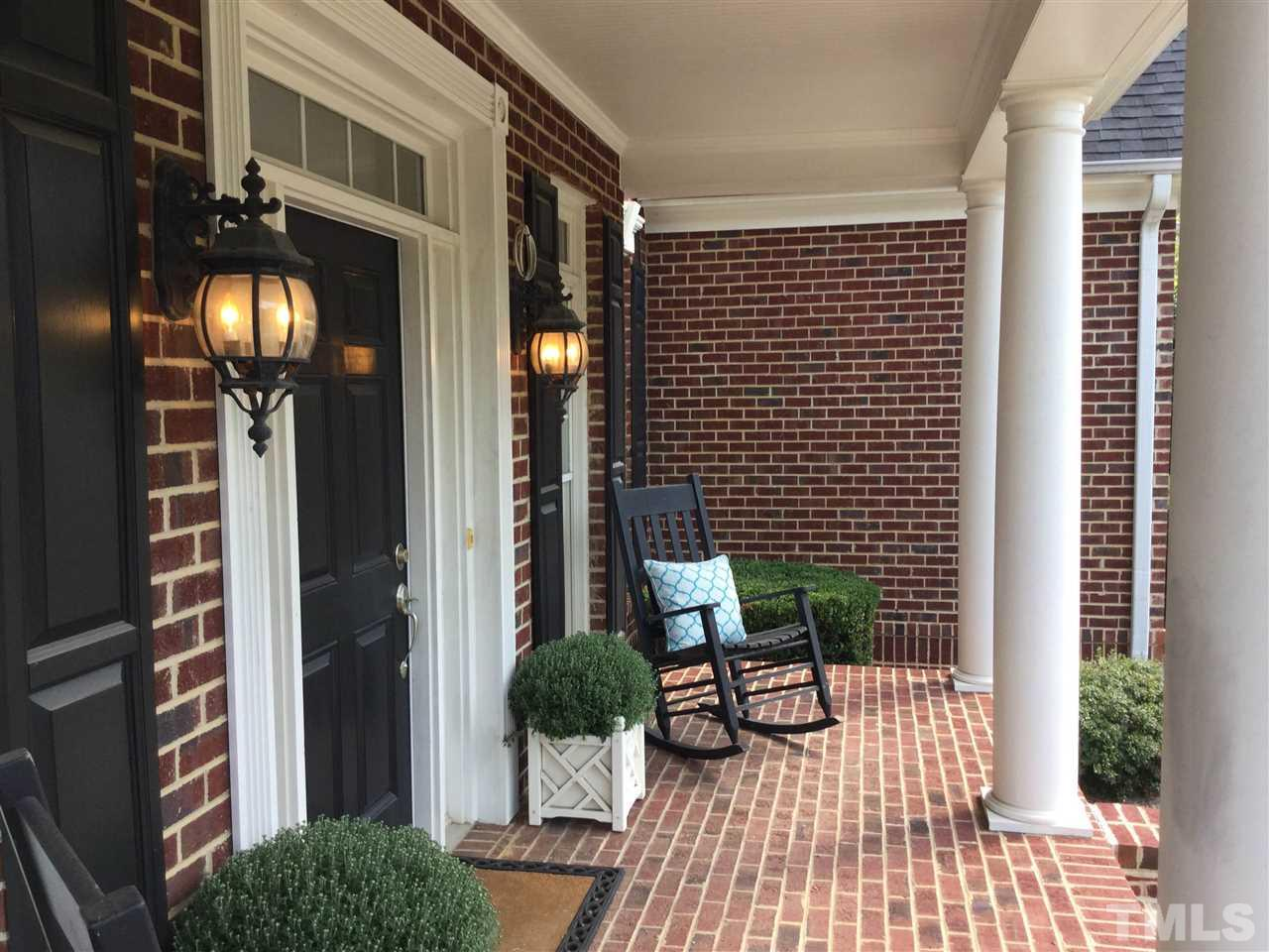 Photo of home for sale at 3008 Olde Weatherstone Way, Cary NC