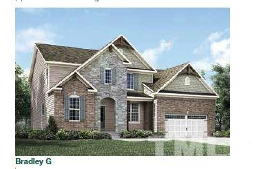 Photo of home for sale at 2135 Greenbrook Lane, Durham NC