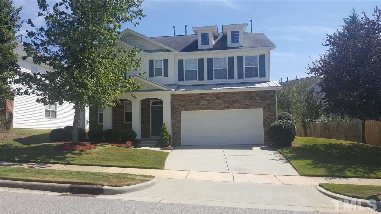 Photo of home for sale at 209 Darbytown Place, Cary NC