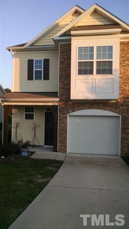 Photo of home for sale at 1311 Nicklaus Drive, Durham NC
