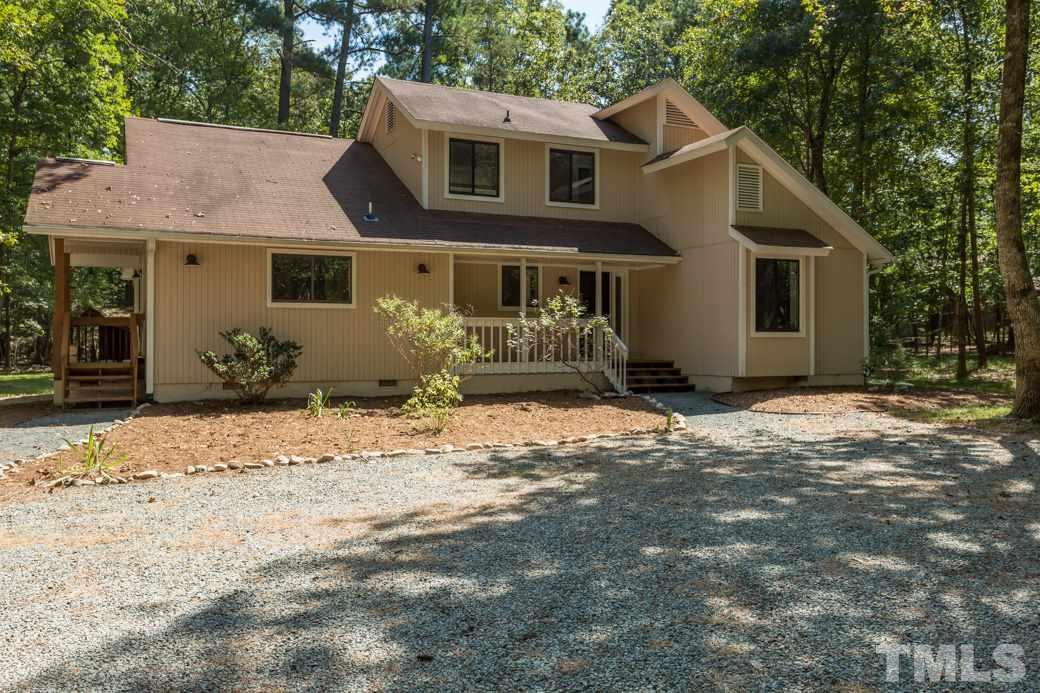 Photo of home for sale at 9102 Greenbriar Station, Chapel Hill NC