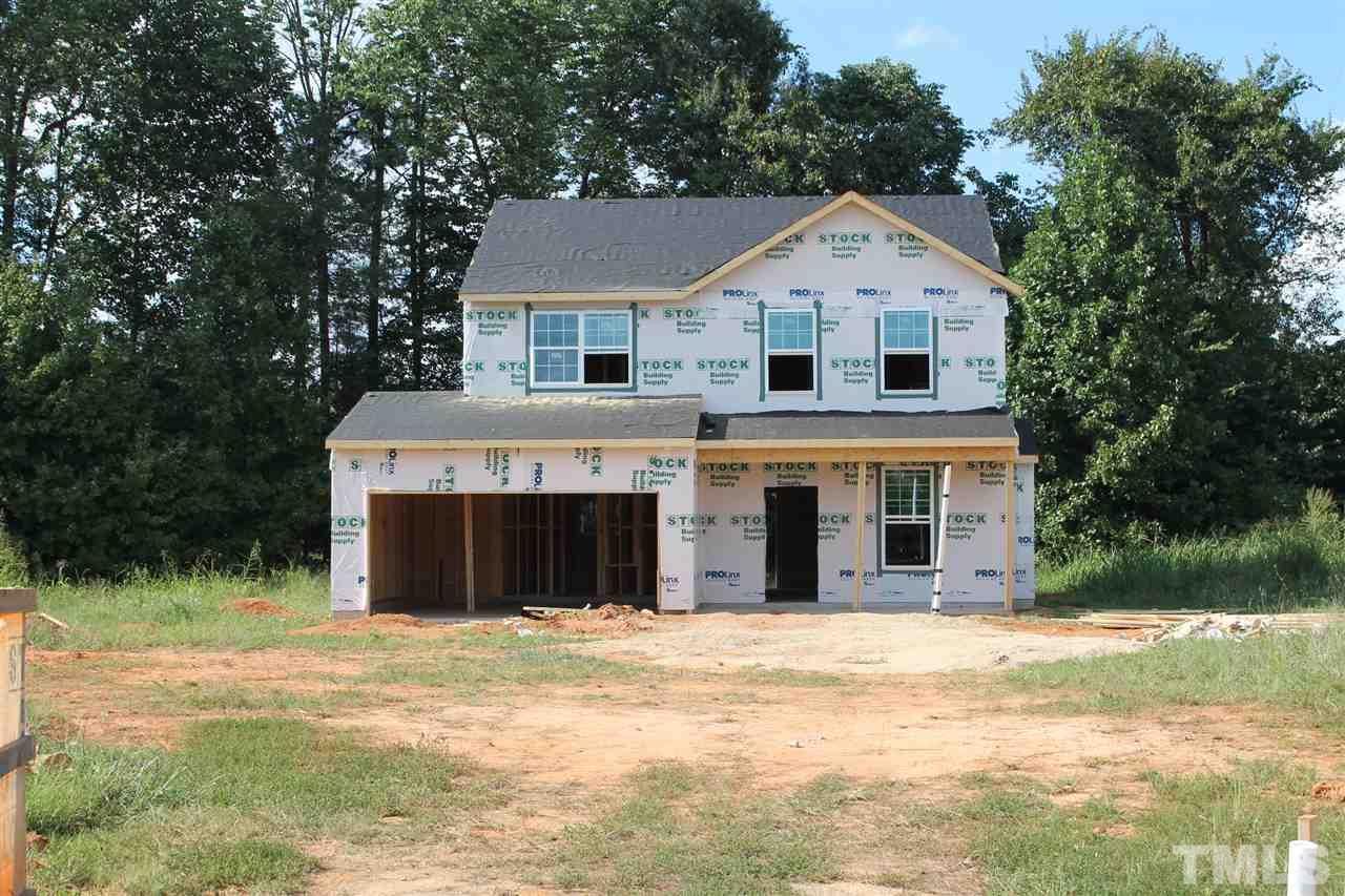 Photo of home for sale at 1418 Torrey Pines Court, Mebane NC