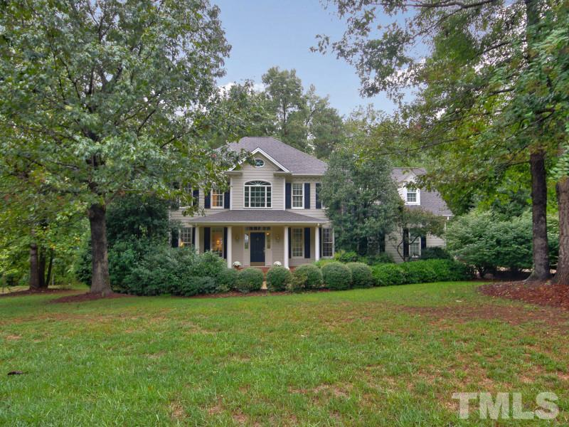 Photo of home for sale at 2104 Tibwin Drive, Raleigh NC