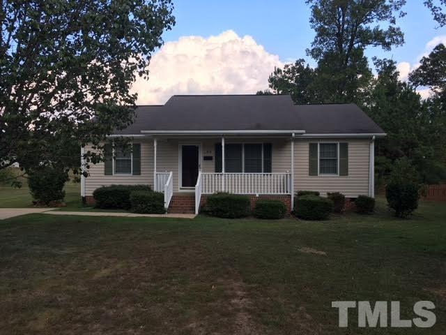Photo of home for sale at 219 Watkins Drive, Siler City NC