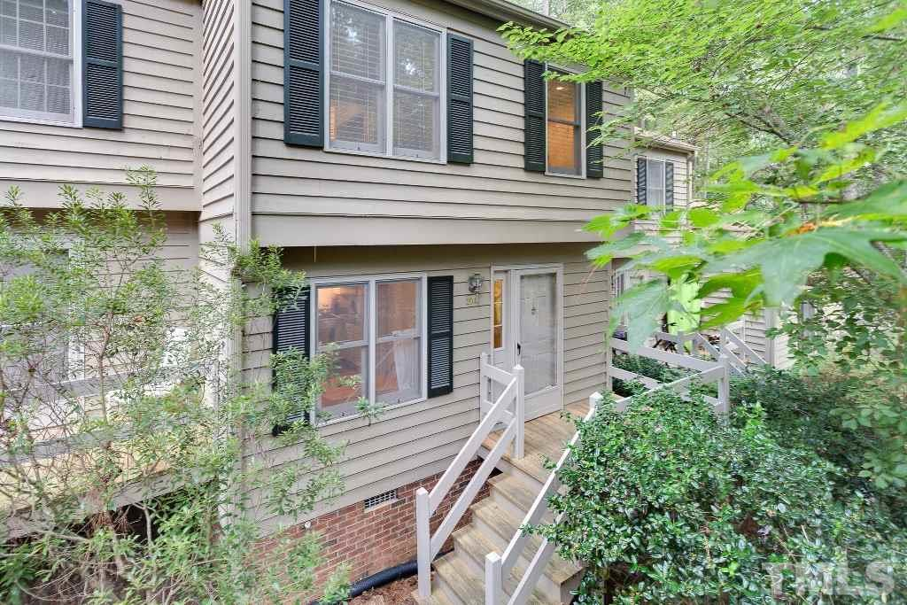 Photo of home for sale at 204 Forest Court, Carrboro NC