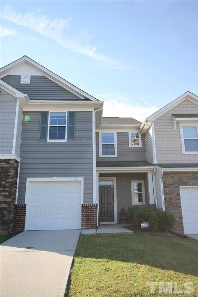 Photo of home for sale at 711 Keystone Park Drive, Morrisville NC