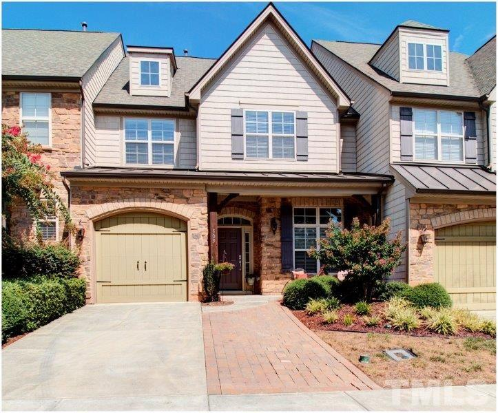 Photo of home for sale at 509 Santorini Drive, Cary NC