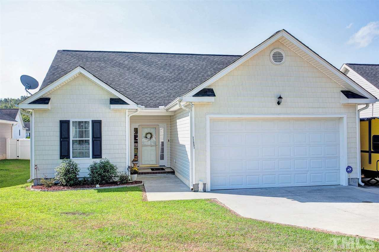 Photo of home for sale at 11551 Rockside Road, Middlesex NC