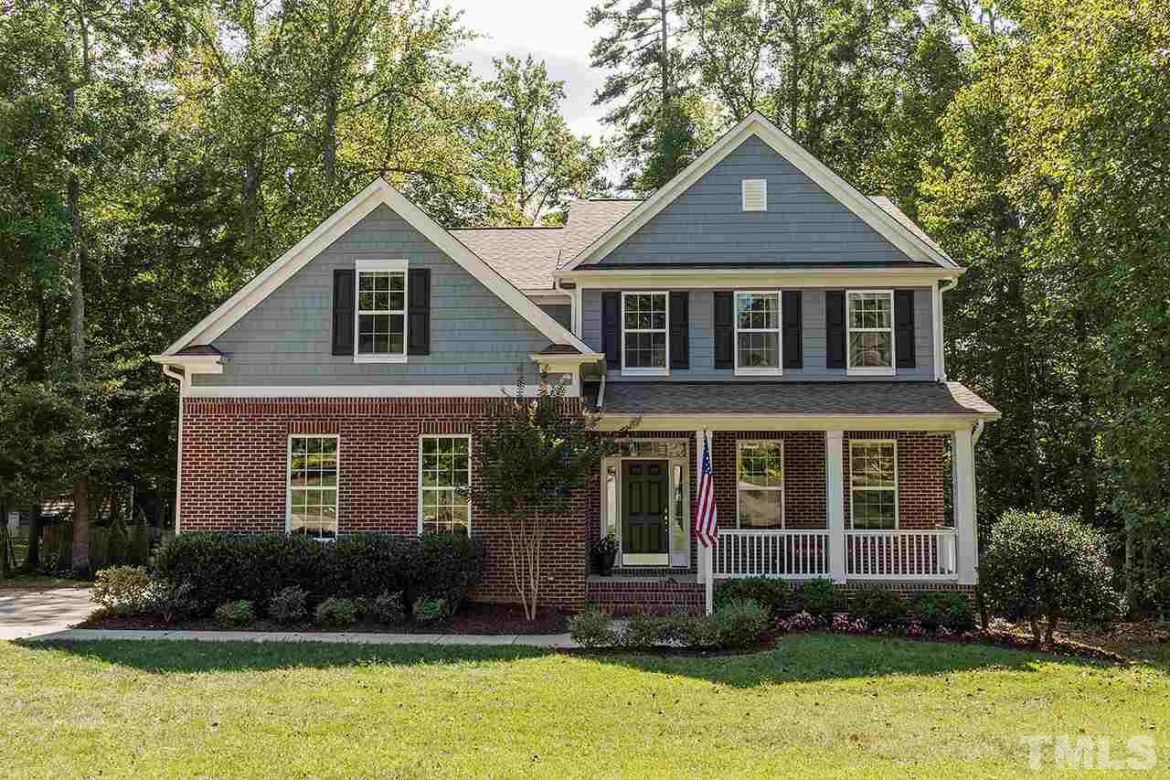 Photo of home for sale at 420 Coach House Lane, Hillsborough NC