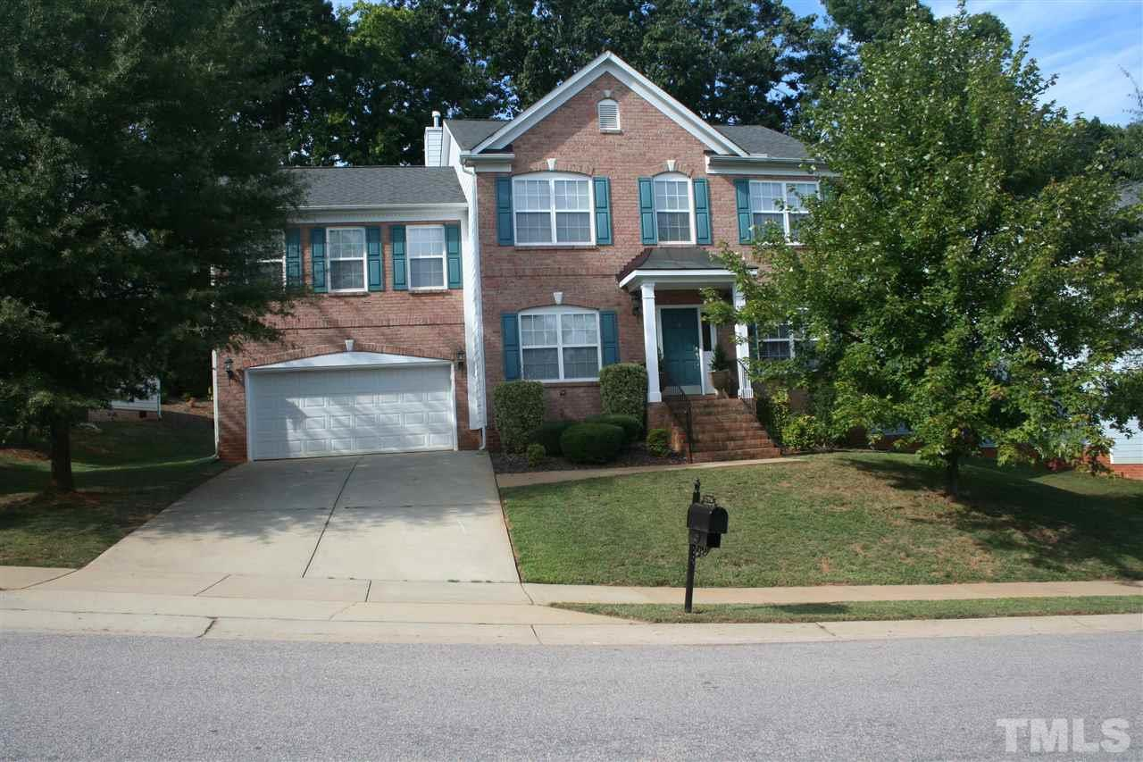 Photo of home for sale at 11916 Pawleys Mill Circle, Raleigh NC