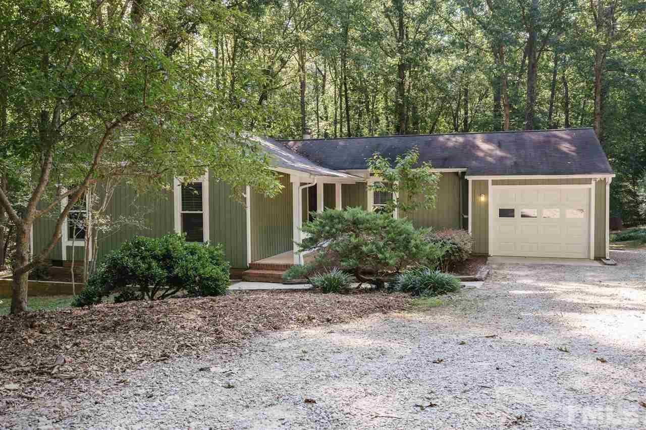 Photo of home for sale at 8617 Cavatina Court, Apex NC