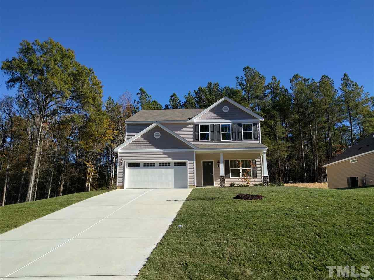120 Richmond Run (Lot 121), Stem, NC 27581