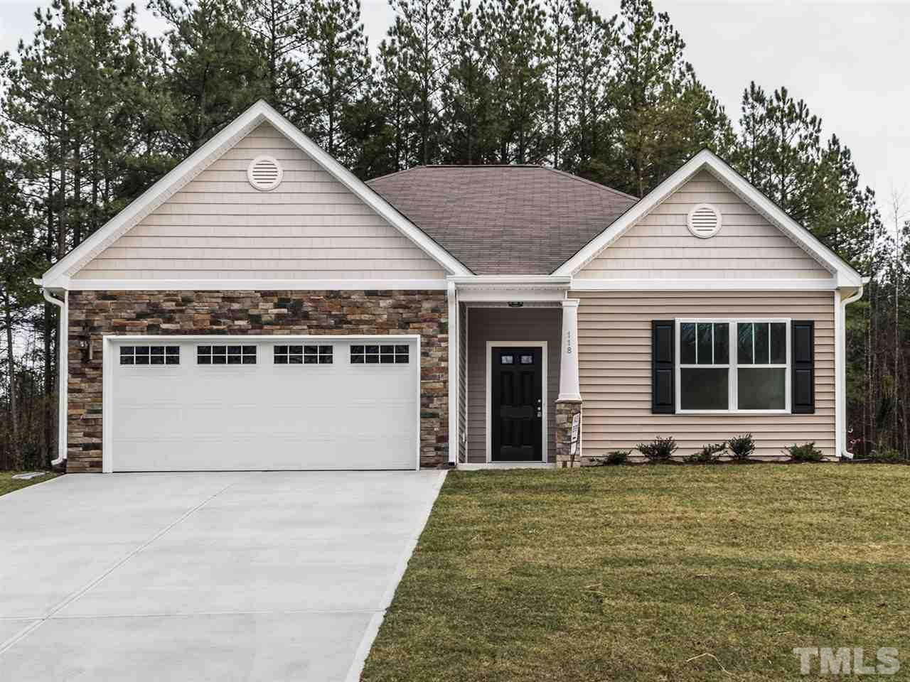 118 Richmond Run (Lot 122), Stem, NC 27581