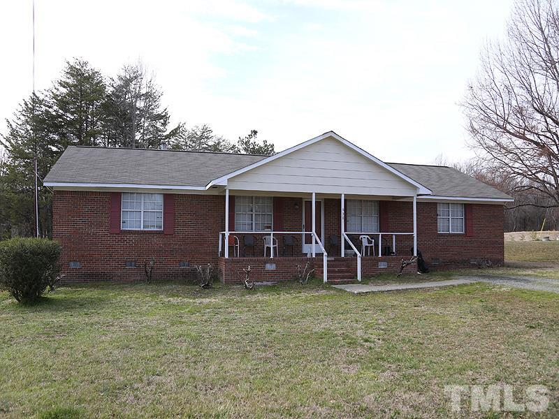 Photo of home for sale at 838 Ross Street, Burlington NC