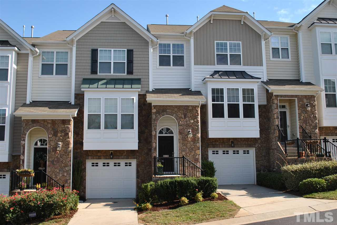Photo of home for sale at 5916 Longeria Court, Raleigh NC