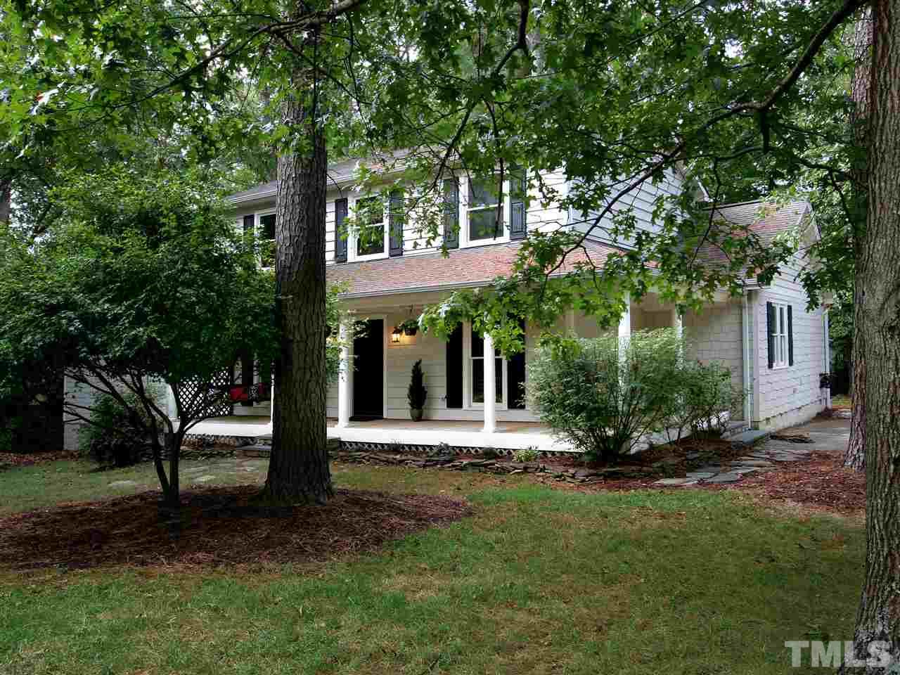 Photo of home for sale at 1017 Castalia Drive, Cary NC